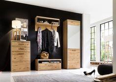 Garderobe komplett Espero 4 Holz Asteiche 20843. Buy now at https://www.moebel-wohnbar.de/garderobe-komplett-espero-4-holz-asteiche-20843.html