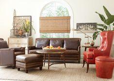 Wohnzimmer Ideen Mit Brauner Couch Für Ein Angesagtes Interieur