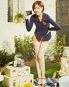 Hwayoung T-ara Sweet Girl