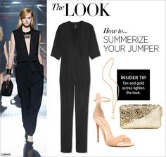 How to Summerize Your Jumper on #ShopBAZAAR