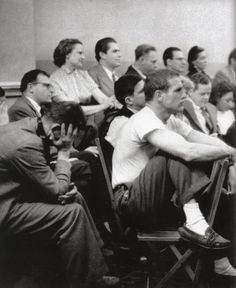 Paul Newman at Actors Studio by Eve Arnold