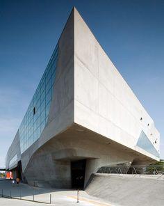 Phaeno Science Center by Zaha Hadid