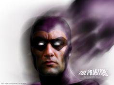 The Phantom Ghost who Walks ®... #{T.R.L.}