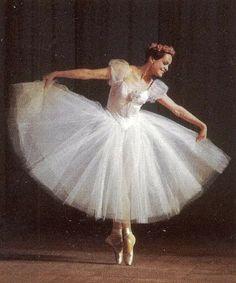 Irina Kolpakova. Kirov Ballet.