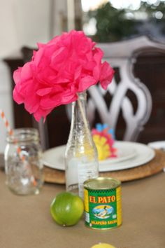 {Dinner Party Ideas} – Mexican Fiesta Party