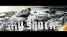 Friday Fun: Sky Sharks. This may be the greatest thing you've seen all week.  Sky Sharks is a film by German filmmaker Marc Fehse about Nazi zombies flying around on zombie sharks. The effects look as good as most big Hollywood releases these days, but the plot is something Hollywood…. well, something Hollywood will probably produce in three years, when they come out with the remake.