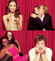 shameless. Best show ever!