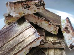 1000+ images about Nougat & Torrone on Pinterest | Nougat recipe ...