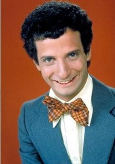 """Ron Palillo (1949 - 2012) He played Arnold Horschack on the TV series """"Welcome Back, Kotter"""""""