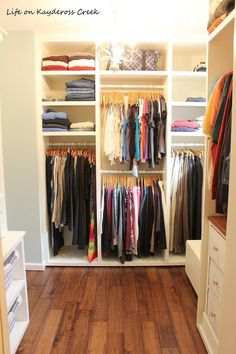 This will completely transform your closet—in just 4 steps!