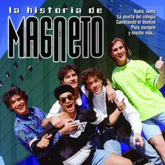"""Malherido"" by Magneto was added to my Descubrimiento semanal playlist on Spotify"