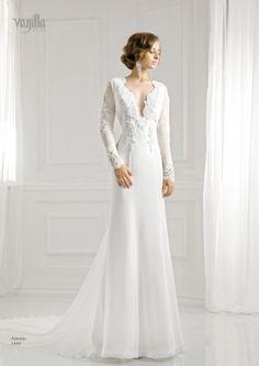 Antonia Most Beautiful Wedding Dresses, Boutique, Bride, Formal Dresses, Collection, Vanilla, Fashion, Wedding Bride, Dresses For Formal