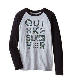 Quiksilver Kids Too Quik T-Shirt (Big Kids)