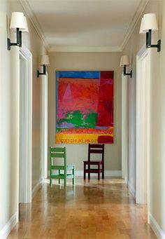 Kid-Friendly Entryway   Daher Interior Design