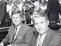 werhner von braun jack kennedy | Werhner von Braun in den 60er Jahren mit US-Präsident John F. Kennedy ...