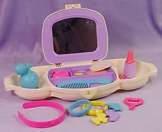 Fisher Price Dress Up Vanity With That Key Wow Memories