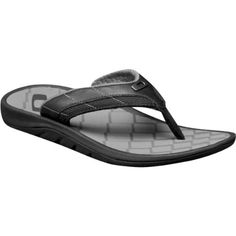 Oakley Bracket 2 Men s Sandal Casual Footwear - Black   Size 8.0  45.00 d004f23cd