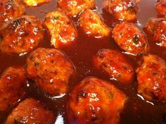 Poker night meatballs... With sriracha & grape jelly sauce...  Can't wait to make these!!