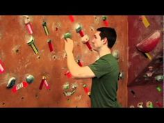 """This video is from the Vook """"Rock Climbing For Beginners."""" Download the Vook here: http://bit.ly/mRE61j and learn all about how to jump into the exciting spo..."""