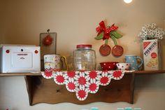 My kitchen shelf