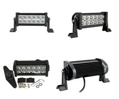 """High quality IP67 Brand chip 7"""" 2880LM led light bars for tractor mining agricultural. Whatsapp:+86 13250157955 / Email: bella@loyolight.com"""