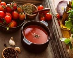 Lycopene and Bone Health Tomato Pruning, Key Ingredient, Tomato Soup, Fruits And Vegetables, Chocolate Fondue, Spice Things Up, Entrees, Food Photography, Spices