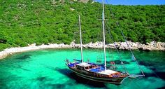 private boat hire fethiye