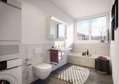 Visualidierung, Interior Design, Postproduction Swiss Interactive  #swissinteractive #SIAG #3drender #3dinterior #vray #vrayrender #interiordesign #visualization #luxusinterior #3dmax #postproduction #rendering #vraymaterials #vrayrender #luxuryhouses#3dvisualisation #cgi #design #3dmax #bathroominteriordeign #decorinspiration V Ray Materials, Cgi, Bathroom Interior, Luxury Homes, Interior Design, Projects, Luxurious Homes, Nest Design, Luxury Houses