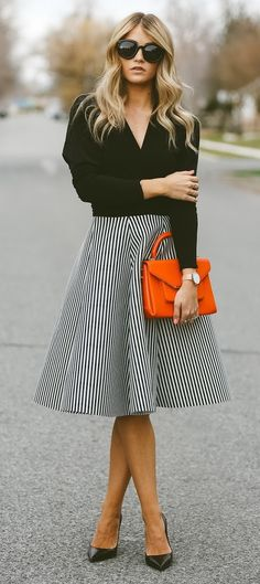 Stripes and Pumps