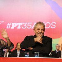 Lula na comemoração dos 35 anos do PT by Instituto Lula on SoundCloud