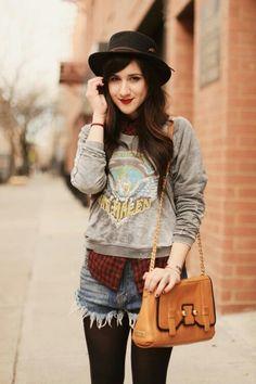 Fall Indie fashion