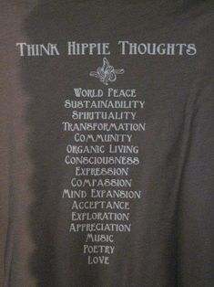 Peace to all Well said!  #Peace #Hippies #Hippie #Woodstock