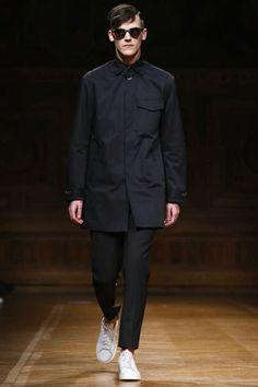Bill Tornade Menswear Fall Winter 2014 Paris - NOWFASHION