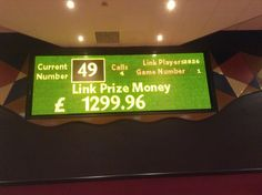 I would like to suggest a live feed from club to online and vice versa, this would advertise what is being won in club and online with a constant update,. We would have to set a lower limit of £1,000 or higher. The link should also include all our social media sites especially if we win the national game or large in club jackpots. This will raise awareness of both online and retail business's.