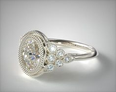 Engagement Ring Styles, Designer Engagement Rings, Engagement Ring Settings, Ring Settings Only, Diamond Settings, James Allen Rings, Lab Created Diamonds, Crown Jewels, Dream Ring