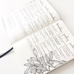 10 Bullet Journals That Will Make You Want To Get Organised ASAP | Hauterfly