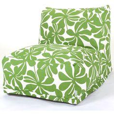 Majestic Home GoodsPlantation Indoor Outdoor Beanbag Chair Lounger 221
