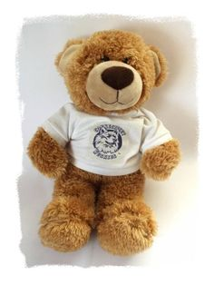 Build A Bear UCONN University of Connecticut Huskies Husky Dog Mascot Plush Toy  #AllOccasion