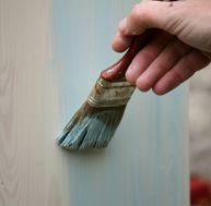 Restauration d'un meuble en bois