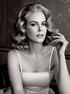 Nicole Kidman photographed by Patrick Demarchelier for Vanity Fair, December 2013.