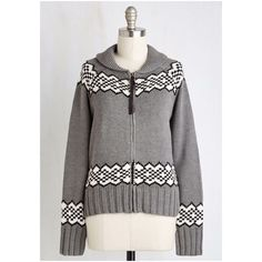 "NWT Kersh Landing Room Only Cardigan New with tags. Retail $100. Your fashion followers will come from far and wide to get a glimpse of you zipped into this ash grey cardi! They'll swoon over the shawl collar, black and white checkered trim, and intarsia knit owl gracing the back of this unique layer - a look that's so cute, it's worthy of admission! Made from 55% Cotton, 45% Acrylic. Machine wash. Measurements: Bust 33""-34""; Waist 25""-26""; Hips 35""-36"". Fits women's sizes 2-4 or junior's…"