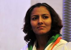 Geeta Phogat is a female wrestler from India who won India's first ever gold medal in women's wrestling in the 55 kg freestyle category at the 2010 Commonwealth Games and is sponsored by the JSW Sports Excellence Program. Video Advert on her: https://www.youtube.com/watch?v=-bK04dGgGLY https://en.wikipedia.org/wiki/Geeta_Phogat