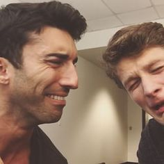 """Seriously, these two are all the #FriendshipGoals. 
