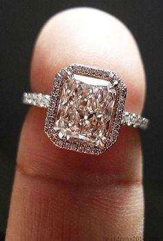 gorgeous rose gold wedding engagement rings