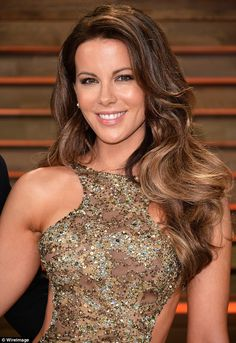 So long, brunette strands! Kate ditched her famous dark 'do for her new haunted house flick