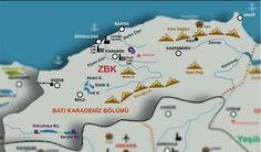 Batı Karadeniz bölümü
