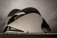 Valencia, Ciudad de las artes y las Ciencias. Opera House