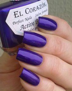 Красавчик ''Tsunami'' 423/623  от El Corazon . Вот почему старенькая nokia видит этот сине-фиолетовый цвет, а более юные гаджеты нет
