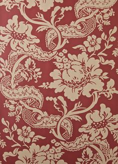 Versailles wallpaper from Farrow and Ball - BP 2610