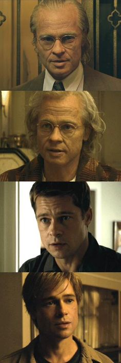 """One of my all time favorite movies!! """"The Curious Case Of Benjamin Button"""" literally made me cry!!"""